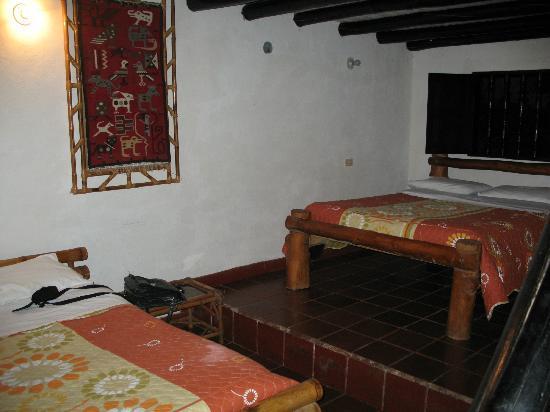 Hacienda Anacaona: My room