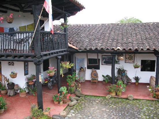 Hacienda Anacaona: The hacienda grounds