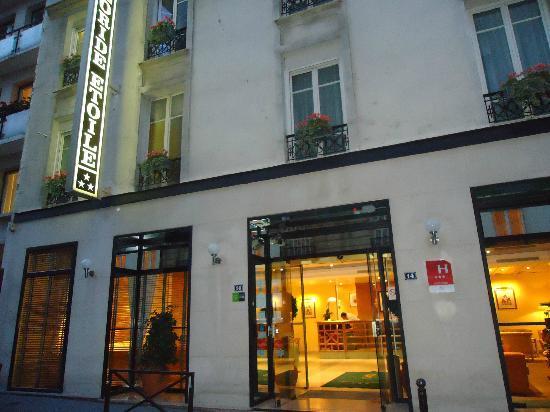 Hotel Floride Etoile Paris Tripadvisor