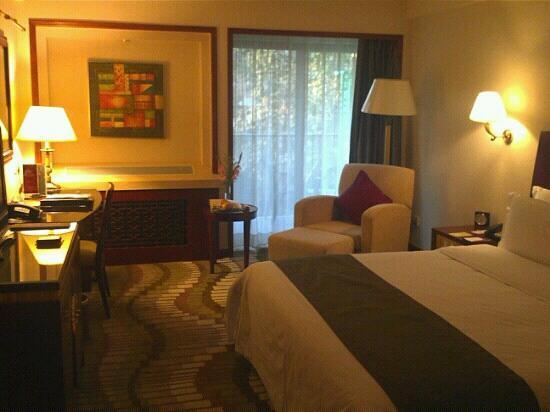 Beijing Jianguo Hotel: executive room