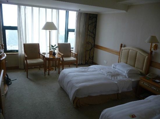 Guangzhou Hotel: Chambre