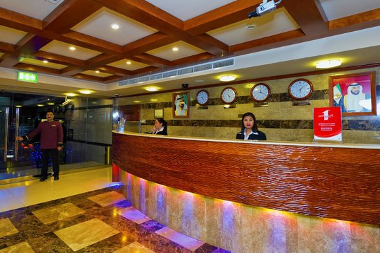 Asfar Hotel Apartment: Lobby