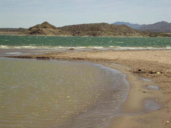 Elephant Butte Lake State Park: Elephant Butte Lake - State Park Swimming Area