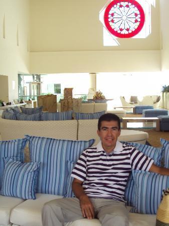 Secrets Huatulco Resort & Spa: Lobby del hotel.