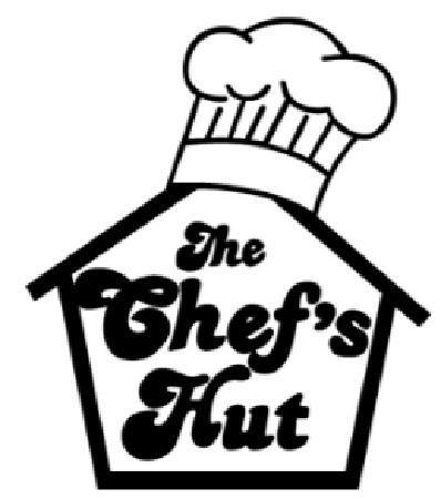 The Chef's Hut: Classic Logo