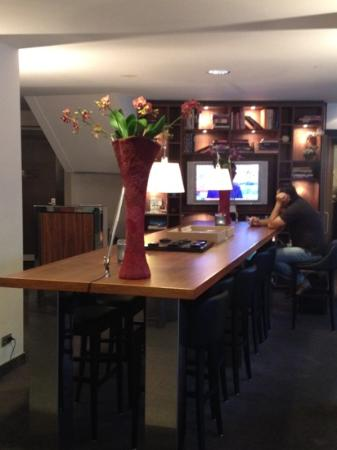 Park Hotel Amsterdam: lobby 2