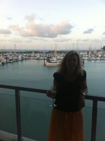 Peninsula Airlie Beach : view from apartment No. 8