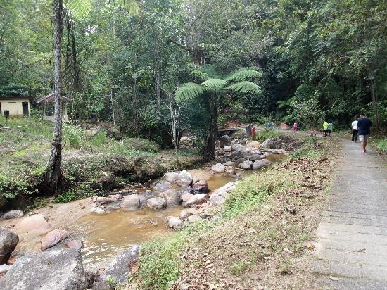 Jeriau Waterfall