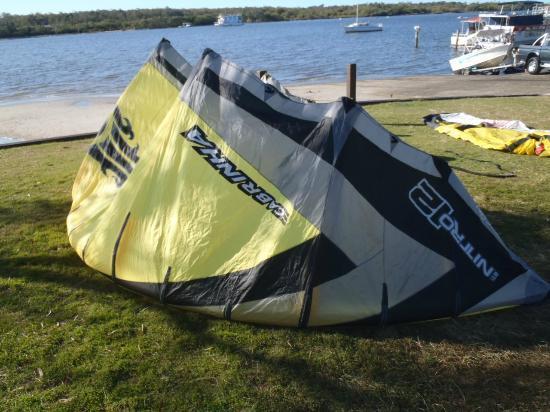 Adventure Sports Kitesurf Australia: Big Kite