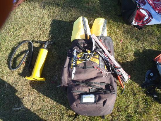 Adventure Sports Kitesurf Australia: Equipment