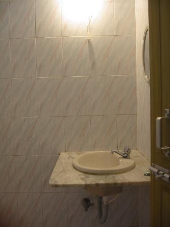 Baga Villa: Basin