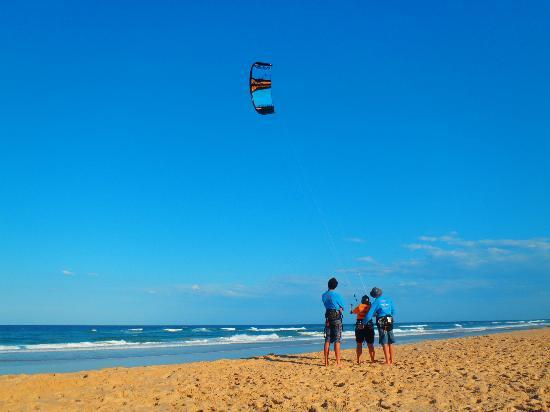 Adventure Sports Kitesurf Australia: Lesson