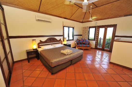 บาลีไฮรีสอร์ทแอนด์สปา: Two Room Villa