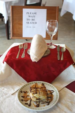 From Scratch Italian Bistro: Your table awaits