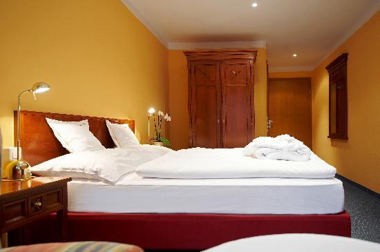 Aktiv-Hotel Schweiger: Doppelzimmer Lechfall - Komfort