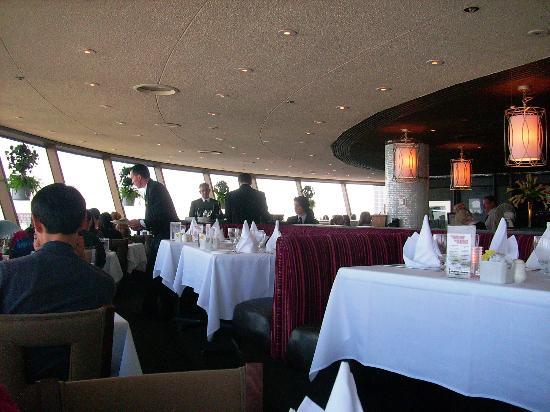 Beautiful Skylon Tower: Inside The Revolving Restaurant Part 30