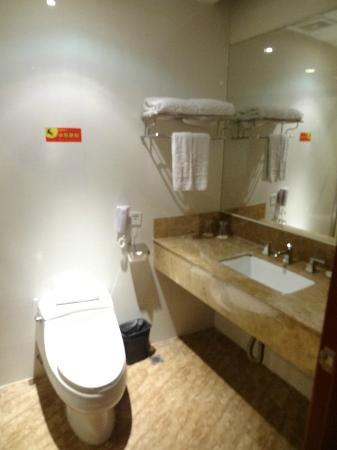 Cape Resort Hotel : Bath Room