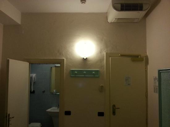 Hotel Riviera Blu: Camera