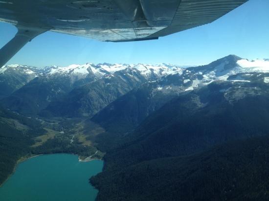 Squamish, كندا: garibaldi 
