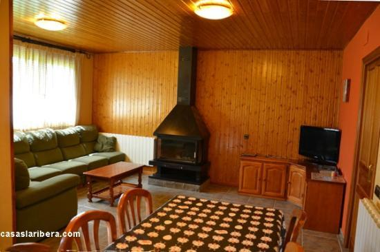 Casas La Ribera: salon 6p sup