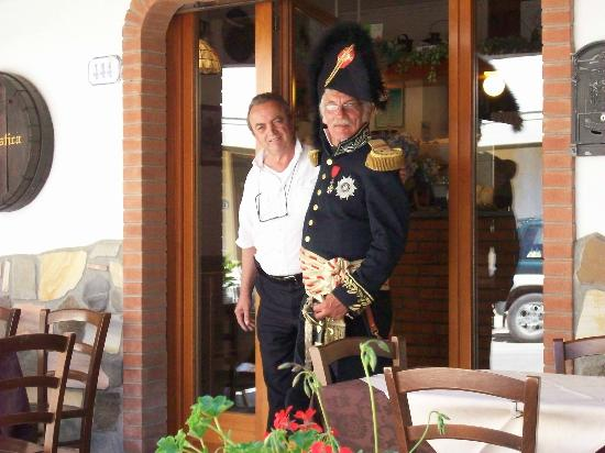 "La Rustica: Rencontre avec le ""boss"""