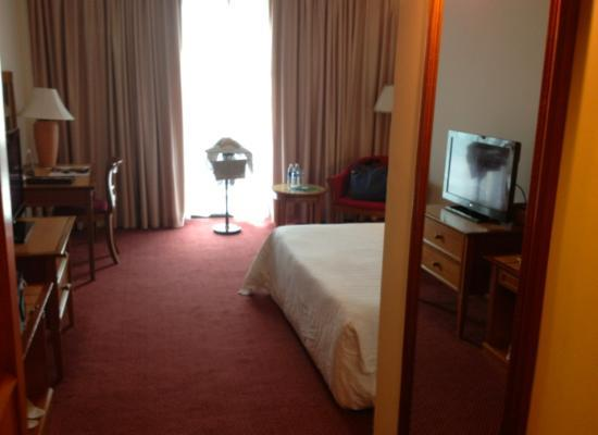 Sunway Hotel Phnom Penh: 部屋