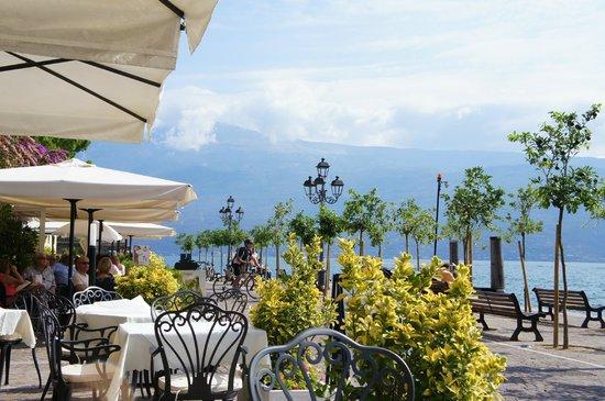 """Ristorante """"Al Miralago"""" da Carlo e Ilaria: Views across the lake"""