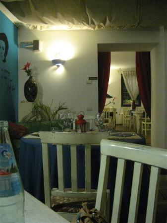 Maruzzella - tradizione culinaria campana: Le due sale del Maruzzella