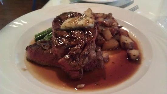 Coho Restaurant: Steak