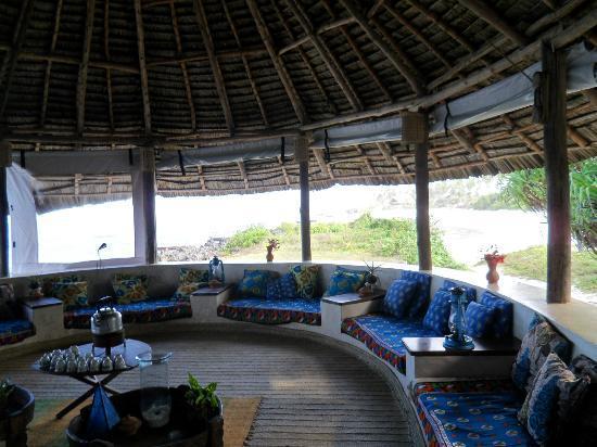 Matemwe Lodge, Asilia Africa: dining