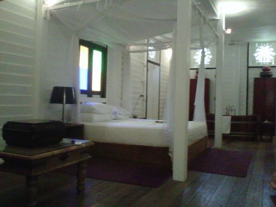 เทมเปิ้ล ทรี แอท เปนไต: Bedroom