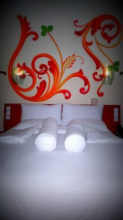 Bali Ginger Suites & Villa: Turn down service appreciated
