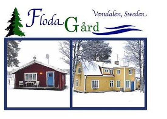 Floda Gard : Floda Gård in Vemdalen, Sweden