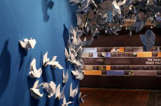 Peacemakers Museum: The doves