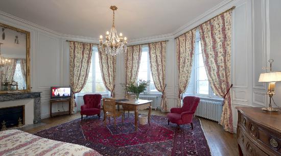 Kervignac, ฝรั่งเศส: Junior Suite au Château
