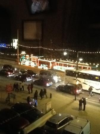 St. Chads Hotel: train tram 2012