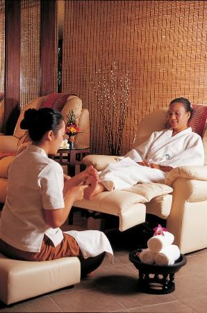 Paradise Thai spa: Foot Massage