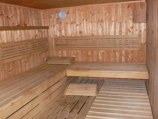 Hotel Meran : Sauna