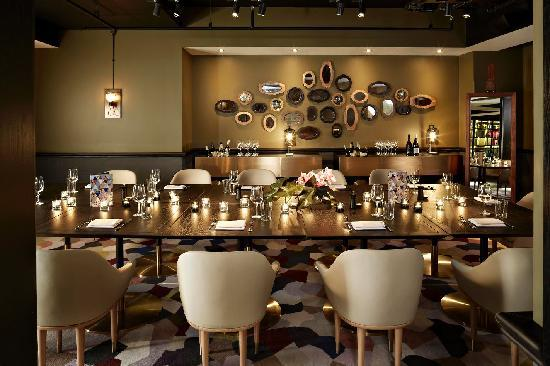 Private Dining Room Picture Of Qt Sydney Tripadvisor