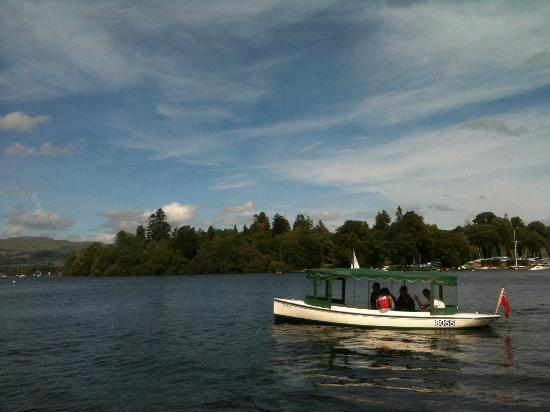 Bowness Bay Marina - Windermere Boat Hire: The Duchess - New to fleet