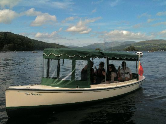 Bowness Bay Marina - Windermere Boat Hire: Maiden Voyage