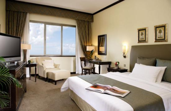 Dar es Salaam Serena Hotel: rooms and suits