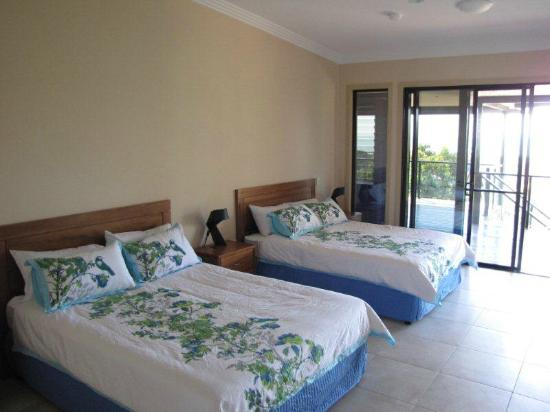 Warrawong Lodge: guest room