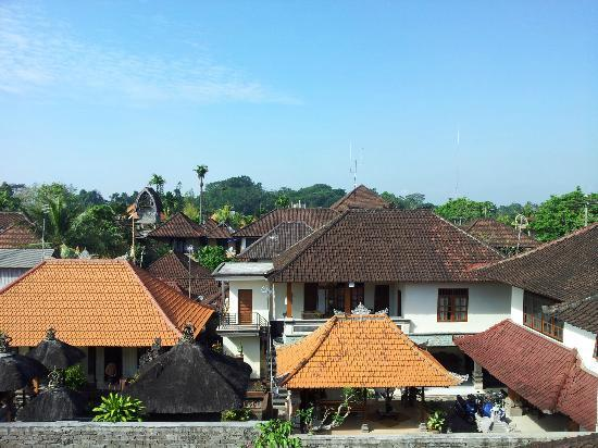 Warsa Garden Bungalows: Balcony view1