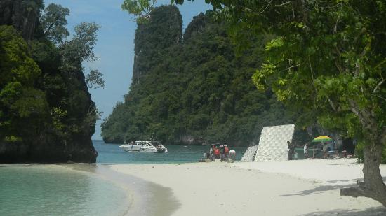 Sofitel Krabi Phokeethra Golf & Spa Resort: ISLA KOH