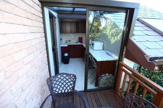Hazelwood House: Nerina Patio