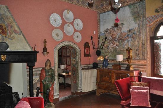 Castelletto di Montebenichi: Hotel Il Castelletto