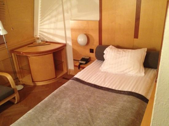 Hotel Lundia: room 321