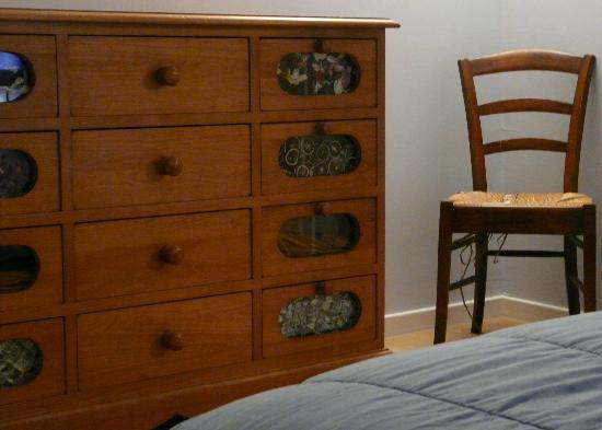 La Maison des Amis: Gite bedroom 1