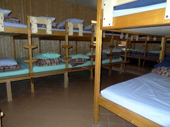 Refuge du Col de la Croix du Bonhomme : Dormitory